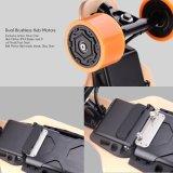 Planche à roulettes électrique amplifiée par Koowheel bon marché de roue de pivot du panneau 250W*2