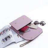 Dz008. 어깨에 매는 가방 핸드백 포도 수확 암소 가죽 가방 핸드백 숙녀 부대 디자이너 핸드백 형식은 여자 부대를 자루에 넣는다