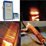 300kw金属の鍛造材のための強力な誘導加熱機械