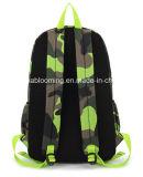 子供のナイロン肩のバックパックの女の子の男の子の小学校袋