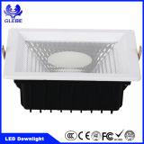 Iluminación moderna del techo del cuadrado LED del montaje superficial