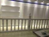 O mármore natural telha a telha de mármore branca de cristal da fábrica