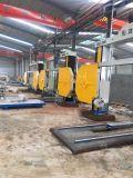 Überseeservice nach sah Verkaufs-Steinmaschine /Marble u. Granit CNC Diamant-Draht Ausschnitt-Maschine