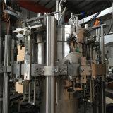 CSD-Kolabaum-Glasflasche, die füllende mit einer Kappe bedeckende Maschine ausspült
