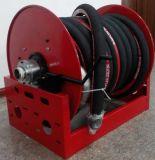 Grande bobine actionnée par moteur électrique de boyau
