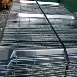 Mesh Decking com Hot DIP Galvanizado