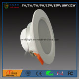 7W LED Down Light with High Quality & Cheap Price