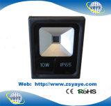 La más nueva luz del túnel del reflector LED de la luz de inundación de la aprobación 60W LED del diseño Ce/RoHS de Yaye 18/LED