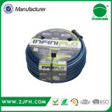 Boyau vert de vente chaud de l'eau de jardin de PVC de qualité