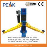 5.5 Pfosten-LKW-Hebevorrichtung der Tonnen-Grundplatte-Kapazitäts-2 (212)