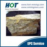 Kupfererz-Reduktion-Technologie