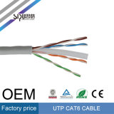 Sipu CAT6 UTP de red LAN Mejor Cat 6 cable de Ethernet