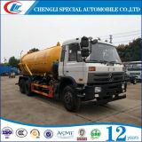 탱크 양 5cbm 고압 하수 오물 흡입 트럭