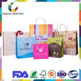 Factory Wholesale Divers types de sacs à main de papier bon marché pour les achats