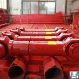 Asta cilindrica di azionamento resistente per la strumentazione di laminatura dell'acciaio
