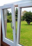 70 séries de tissu pour rideaux Windows et profils des portes UPVC