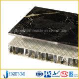 섬유 유리 건축재료를 위한 합성 돌 대리석 알루미늄 벌집 위원회