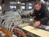 Painel de parede do PVC da alta qualidade que faz a máquina