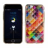 Cubierta doble del teléfono de la alta calidad IMD TPU para el iPhone 7