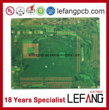 Mehrschichtiger 1.2mm 4L V0 OSP industrielles Geräten-Steuer-Schaltkarte-Vorstand