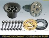 Peças sobresselentes do reparo ou do bloco de cilindro das peças da engenharia da bomba F12-060 de Parker do Remanufacturing
