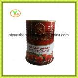 guter Preis eingemachter 400g Tomatenkonzentrat-Lieferant