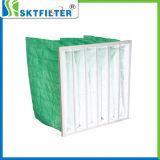 Filtre à air de sachet filtre de la poussière pour industriel