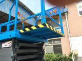 plataforma de funcionamiento aérea hidráulica eléctrica 14meters (SJZ0.5-14)