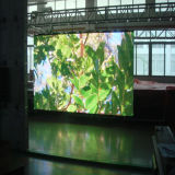 P6.25mm Innenmiete gebogene LED Videowall