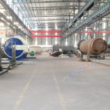 1500X3000mm ASME Certified Direct Steam Heating Rubber Vulcanizating Autoclave