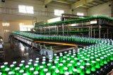 Cerveza de la botella de cristal del SGS Bcgf60-60-15 máquina que capsula de relleno que se lava 3 in-1