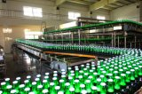 Cerveja do frasco de vidro do GV Bcgf60-60-15 máquina 3 in-1 tampando de enchimento de lavagem