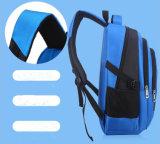 Les courroies élargies imperméabilisent le sac à dos d'école de filles et de garçons de 6-12 années