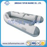 PVC / Hypalon barco inflable con el piso de la estera del aire (TF-AM)