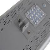 40W LED Solarstraßenlaterne-PIR Fühler-hohes Lumen alles in einem Solarstraßenlaternedes LED-im Freien Solarstraßenlaterne-Preis-40W