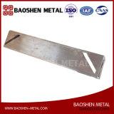 Pièces de machines personnalisées de production en métal de fabrication de tôle