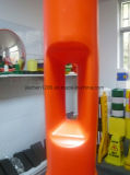 Bequemer T-Oberseite Griff-warnender Pfosten 1150mm mit guter Qualität