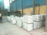 Lingotto puro 99.995 dello zinco con superiore con il prezzo di Manufactuer