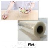 Le PE antibrouillard de qualité s'attachent film pour l'enveloppe 45cm*600m de nourriture