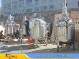 Het chemische Roestvrij staal die van de Reactoren van de Schepen van de Reactie van de Reactoren van de Zeep van de Reactoren van de Tanks van de Reactie van de Reactoren van de Tank van Reactoren Beklede Tanks mengen (Reactoren