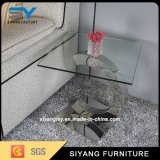 New Zealand Mirror Glass Side Coffee Table