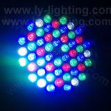 最もよい価格の屋外の同価54 RGB LEDの段階ライト