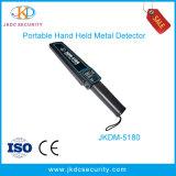 Auto-calibración momentánea pulsador de alta sensibilidad de Super escáner de mano detector de metales para el Control de seguridad