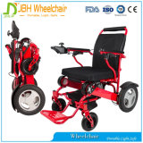 Actionné par le fauteuil roulant électrique de batterie au lithium