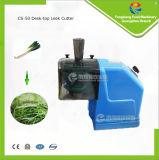 Máquina de corte de punho pequena tipo CS-50, cortador de shallot / chilli, triturador de alho