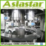 Bebidas carbonatadas automáticas do frasco de vidro do ISO do Ce que fazem a máquina