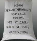 10124-56-8 Hexametaphosphate 68% SHMP do sódio