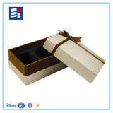装飾的な香水のペーパーギフトの印刷されたボール紙が付いている包装の宝石箱
