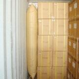 Bolsas de aire para estiba de contenedores para el transporte de almohadas