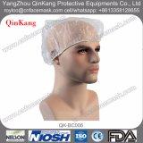 使い捨て可能なPEの流動抵抗力がある医学の帽子